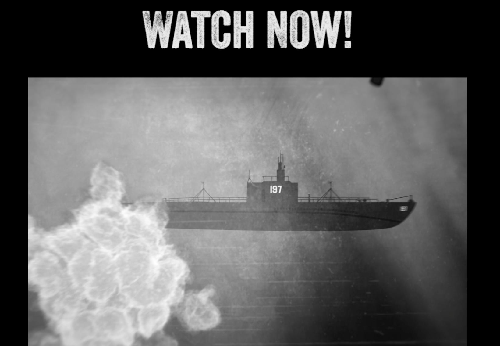 Great Submarine Movies – Fearless Freddie